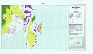 Peta Kawasan Hutan Kotabaru