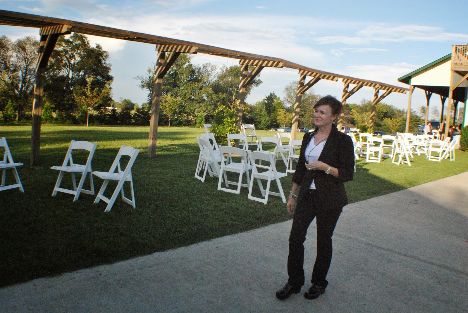 With Class LLC Wedding Coordination Party DJ - Sunrise Farm - Trenton, GA - Cheron J Douglas CWP - Certified Wedding Planner