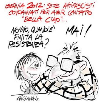 Appello: Ad Isernia c'ero anch'io ! L'antifascismo non si condanna!!!