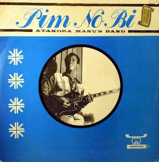 Atakora Manu\'s Band - Pim No Bi,Ambassador Records 1981