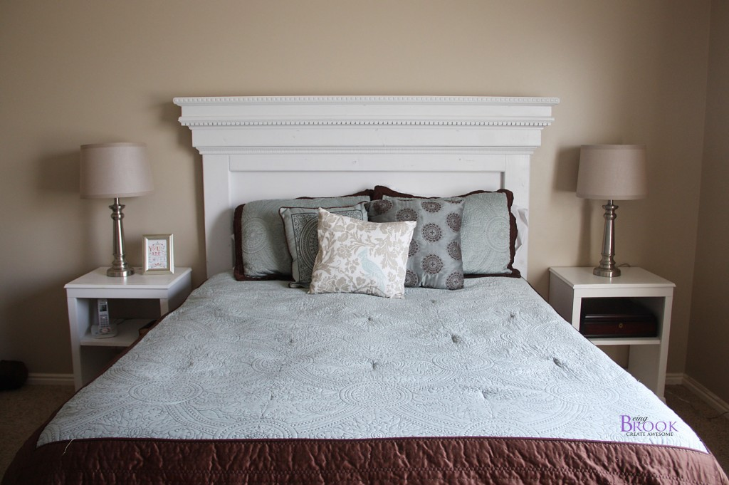 Mantel Molding Headboard Beingbrook