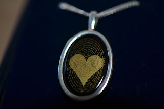 Nano I love you pendant 3