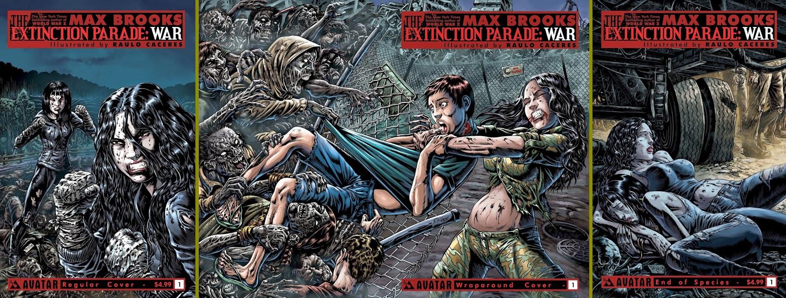 Extinction Parade: War