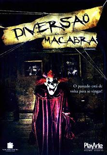 Diversão Macabra - DVDRip Dual Áudio
