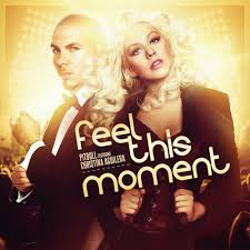Download Lagu MP3 Barat Pitbull Feat Christina Aguilera - Feel This Moment