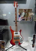 Bass guitar used by Michael Cera in Scott Pilgrim vs The World