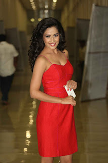 Disha Pandey Pictures in Short Dress at Ctrl C Movie Audio Launch  252837)