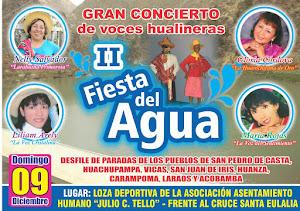 HUAROCHIRÌ:UNA PROVINCIA RICA EN RECURSOS HÌDRICOS