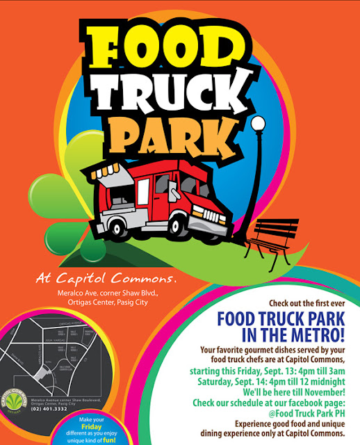 Food Truck Park at Capitol Commons