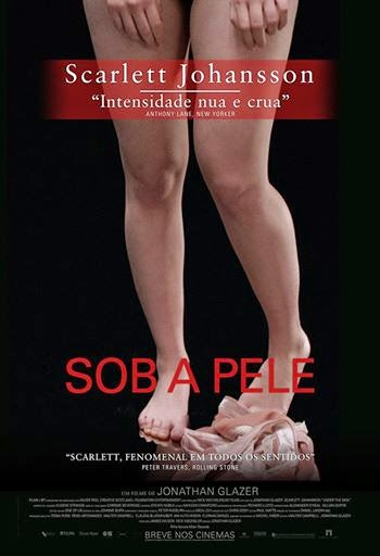 Sob a Pele Torrent Legendado BluRay 720p + 1080p
