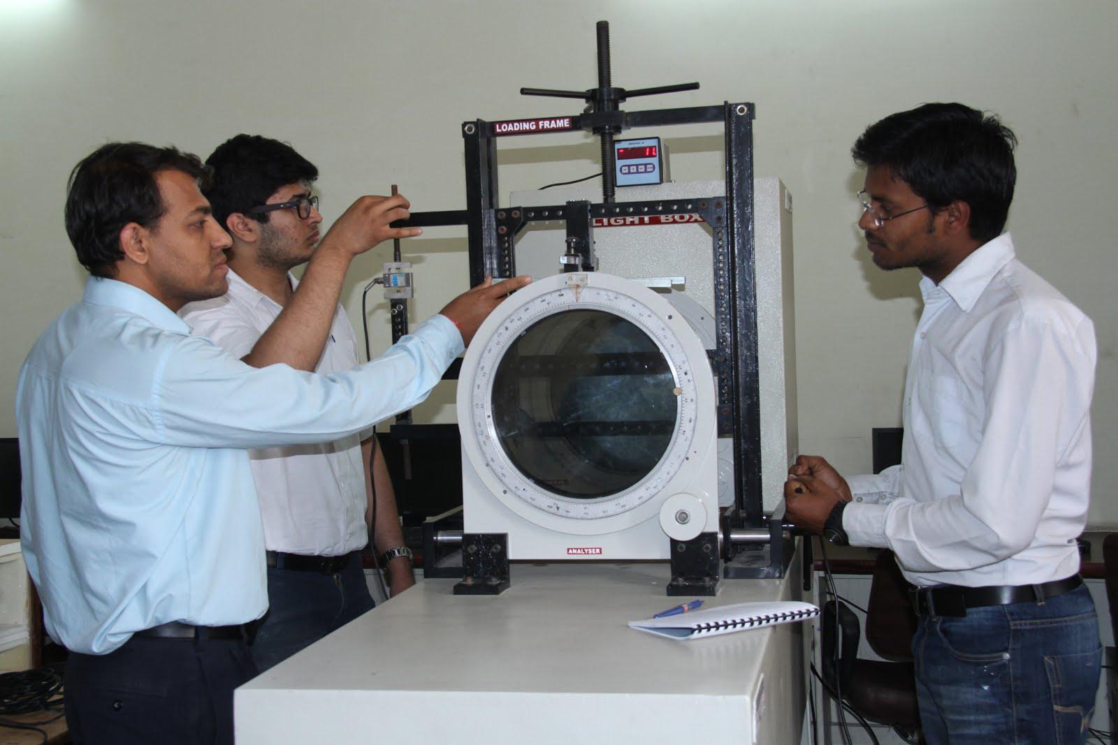 Civil Experiment Laboratory