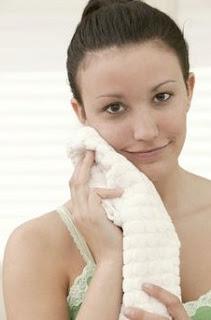 como lavar la cara
