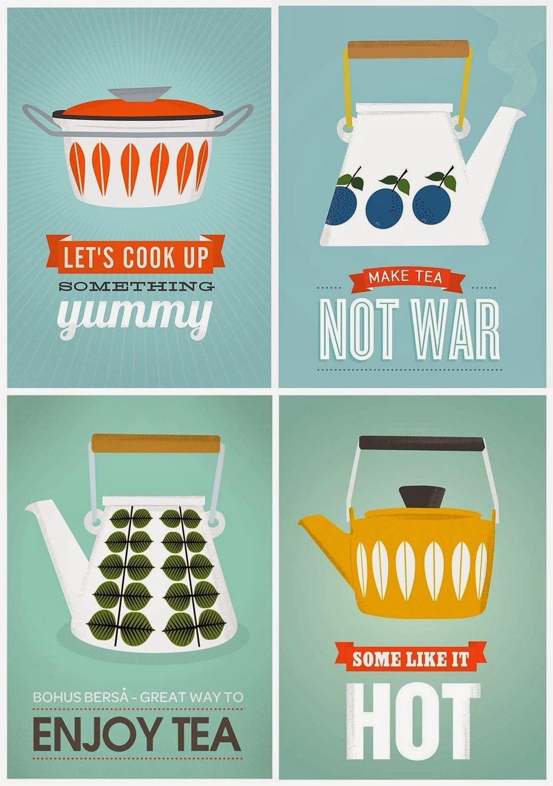 Plakaty do kuchni  inspiracje  Pasja Smaku