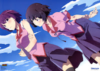 Monogatari second season