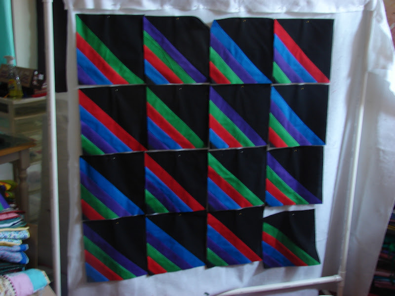 North Hills Quilter Jewels In The Night Quilt Tutorial