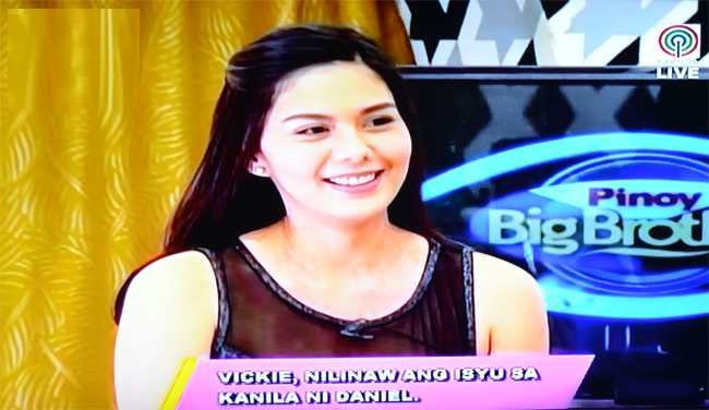 Kris Aquino's One on One Interview with Housemates with Vickie