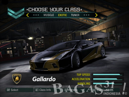 Need For Speed Carbon - No Rip 2