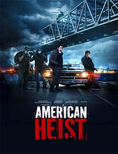 Ver American Heist (2014) Online