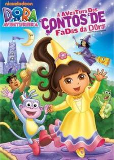 Dora a Aventureira: A Aventura dos Contos de Fadas da Dora