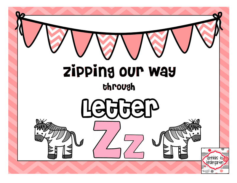http://www.teacherspayteachers.com/Product/Zipping-our-way-through-Letter-Zz-Zz-Activities-1304924