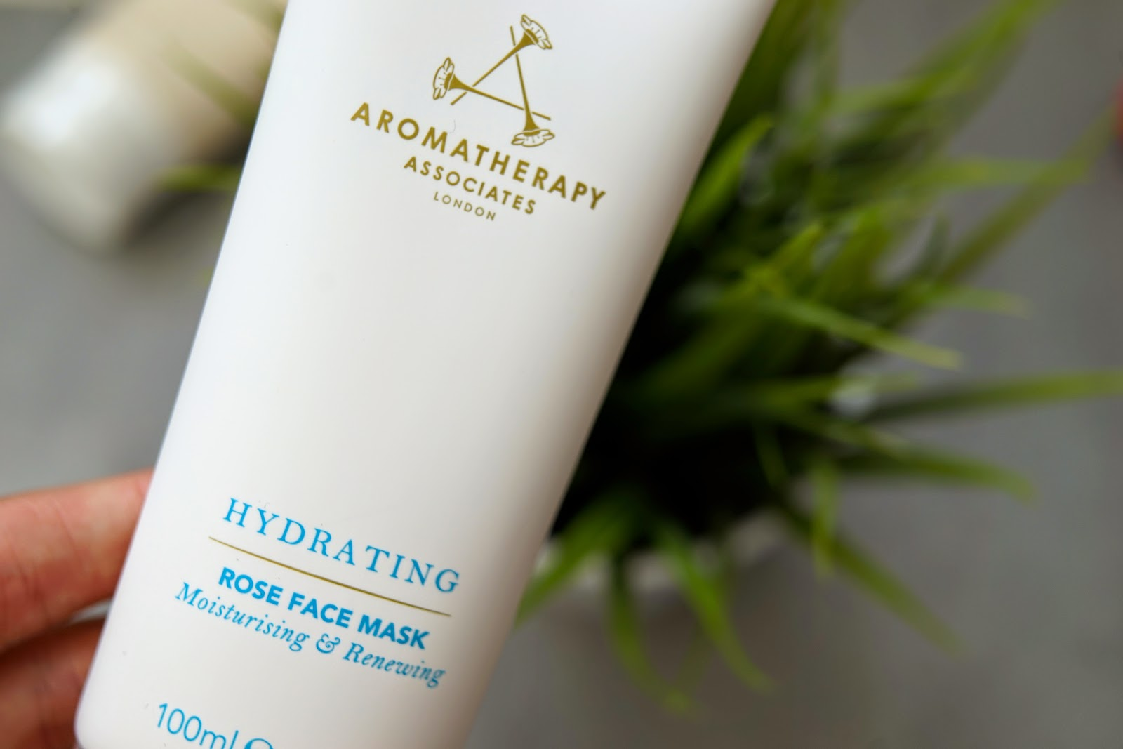 Aromatherapy Associates Hydrating Rose Face Mask