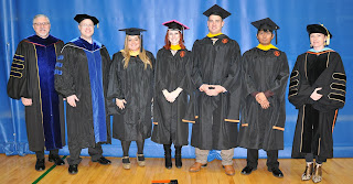 Security Studies graduates