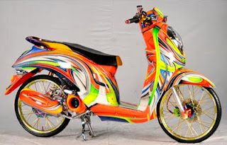 modifikasi-scoopy-drag