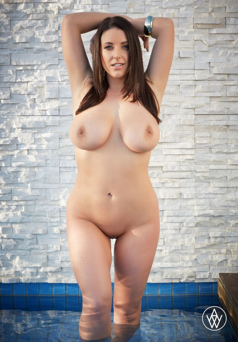 angela white pool