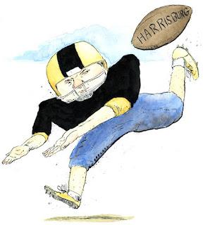 harrisburg receiver
