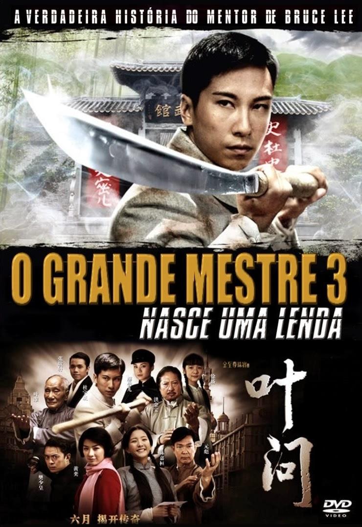 O Grande Mestre 3 – Dublado (2010)