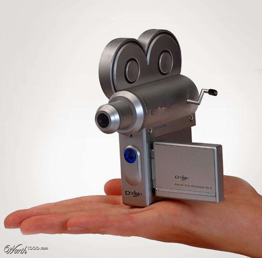 02-Vintage-Camcorder-worth1000-Modern-&-Vintage-Technology-www-designstack-co