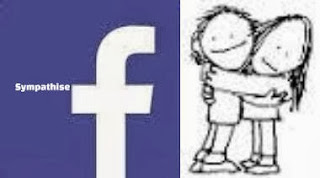 "Facebook ""Sympathise"" Button"