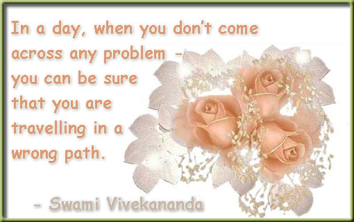 Great thoughts of swami vivekananda in hindi