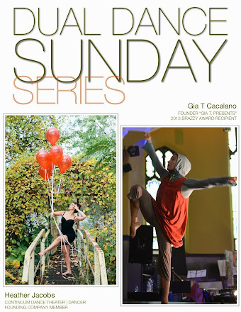 DUAL DANCE SUNDAY | MASTER CLASS SERIES