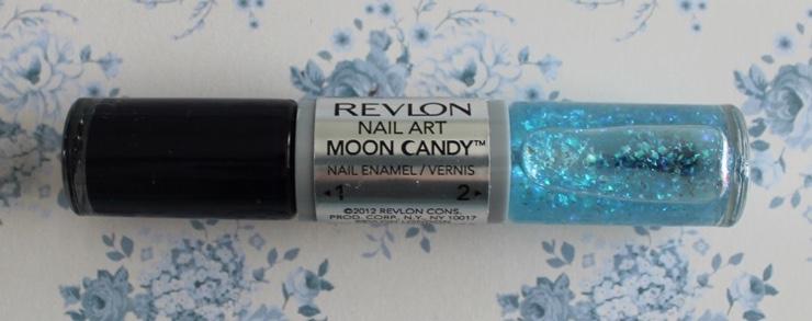 revlon moon candy nail art galactic