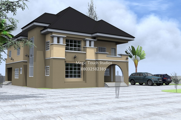 5 bedroom duplex residential homes and public designs for 5 bedroom new build homes