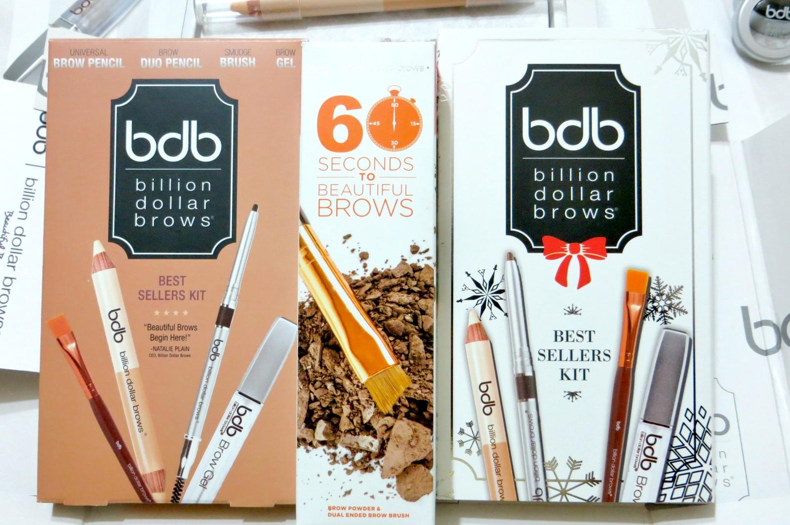 Billion Dollar Brows - The Beginning of Beautiful Brows! #bdbrows ...