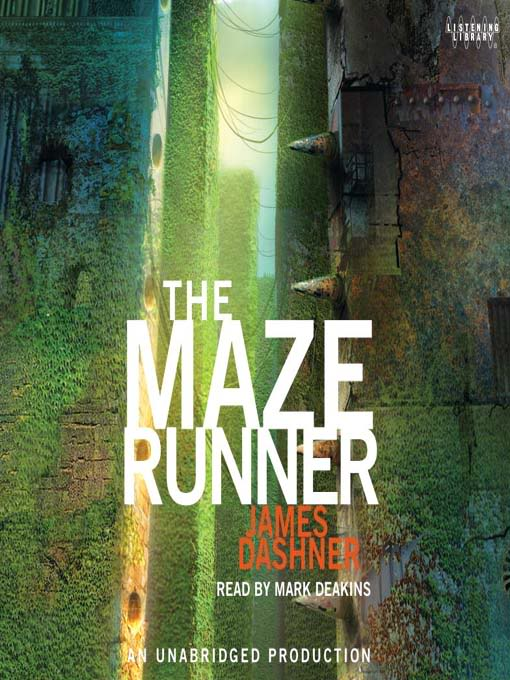 Afterglow Book Reviews: THE MAZE RUNNER by James Dashner