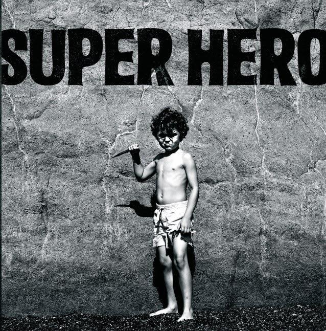 faith no more - superhero - single