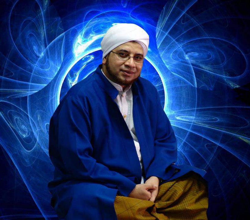 Al-Musawa Saat Jumpa Pertama Kali Dengan Al-Habib Umar bin Hafidz