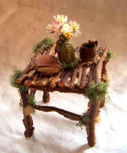 Delightful Fairy Furniture U0026 Fairy Houses!