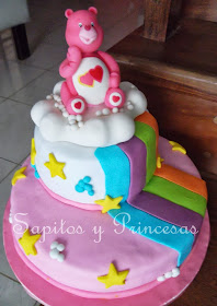 Cake ositos cariñosos