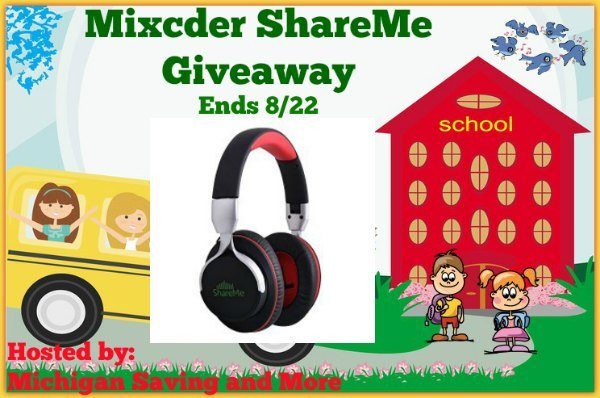 Mixcder ShareMe Giveaway