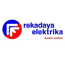 Logo PT Rekadaya Elektrika
