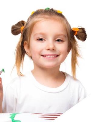 Schleifen und Zöpfe für Mädchen 2012/2013