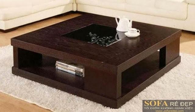 Bàn sofa gỗ BS037