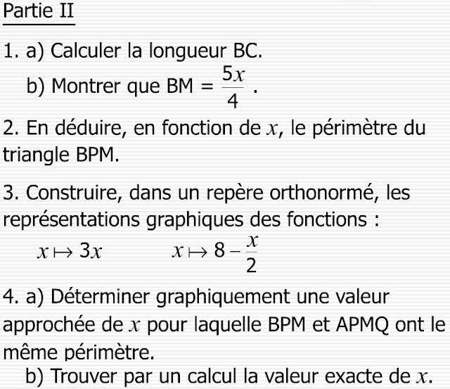 Exercices de Maths | SoutientStJoseph