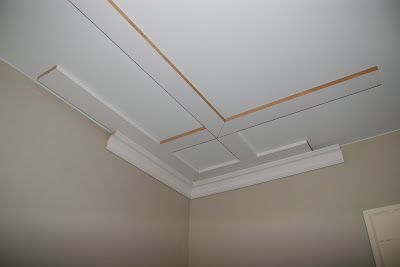 Craftsman Crown Molding : Craftsman Crown Molding A system of crown molding