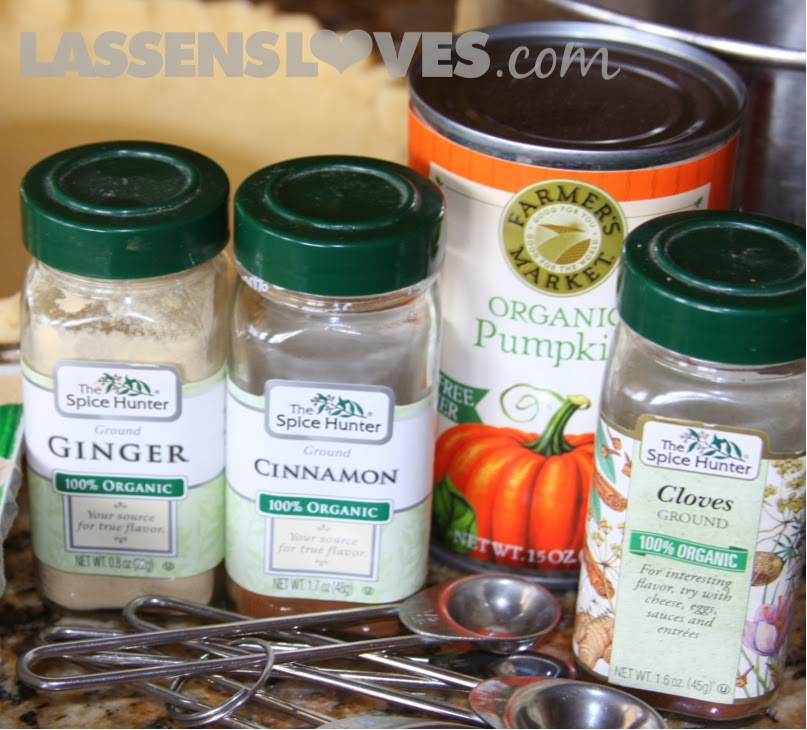 lassensloves.com, Lassen's, Lassens, Vegan+Pumpkin+Pie