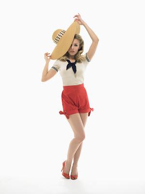 Kristen Bell Pin Up Photo